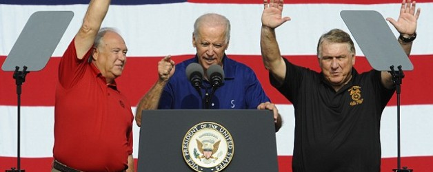 "Obama & Biden: ""We need to take America back"""