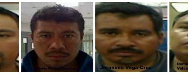 Seven Illegal Aliens Arrested For Sex Crimes