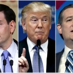 Cruz: Trump must own violence …. wth?