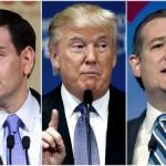 Cruz: Trump must own violence …. wth?