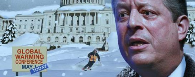 Ice cap grows by 41% … Al Gore apologizes