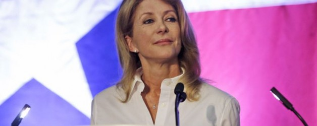 Is Wendy Davis a fast fading political star fading in Texas?