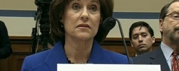 "Lois Lerner ""I Didnt Do Anything Wrong"""