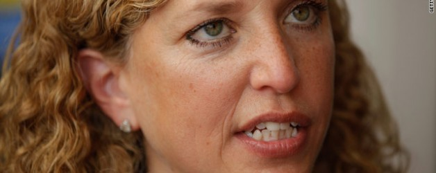 Wasserman Schultz uses Domestic violence reference to push wage agenda