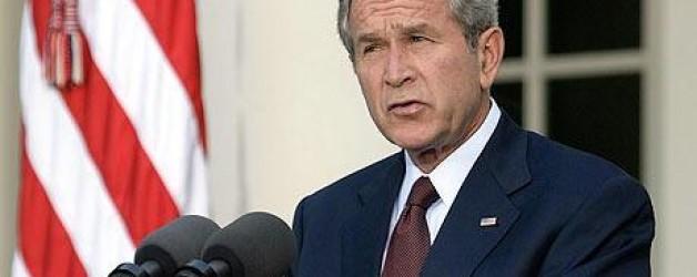 2007 George Bush Iraq speech…. nails it