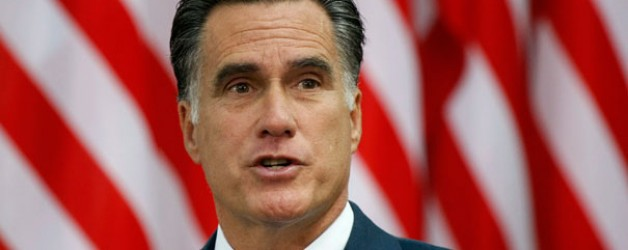 Romney: My time has come and gone