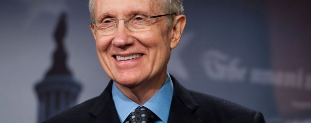 Harry Reid Trying to Use Constitutional Amendment to Silence groups like NRA