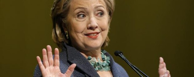 Clinton to Run for President on Obama Foreign Policy