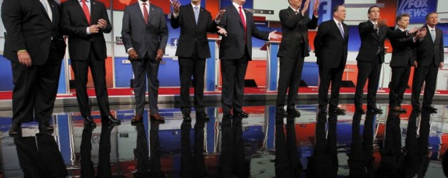 Former GOP Candidates take their toys and go home