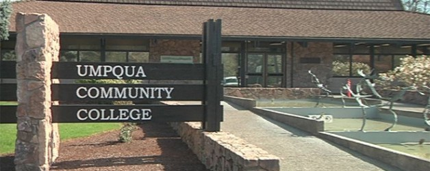 Multiple casualties in a shooting at Oregon Umpqua Community College