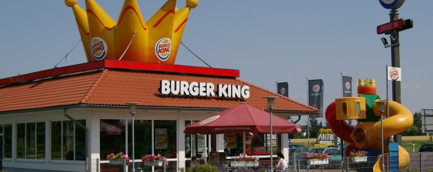 Gary Johnson comes out in defense of Burger King