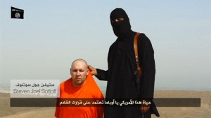 American Journalist Getting Ready to Be Beheaded By ISIS