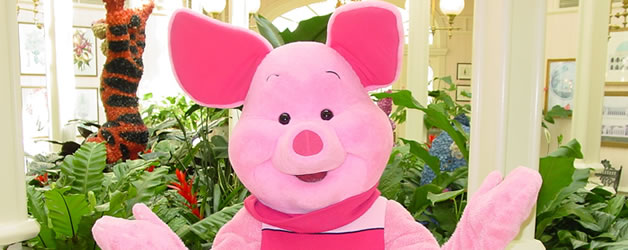 Disney Gives in to Muslim Demands, Removes Beloved Piglet from Stores