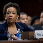 Loretta Lynch refuses to answer questions…